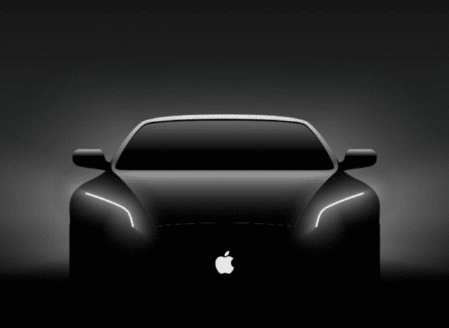 apple car obraz glowny