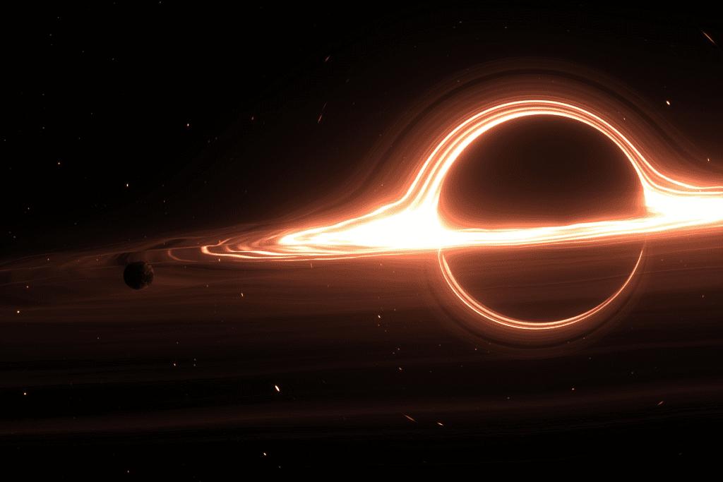 Ewolucja gwiazd - czarna dziura