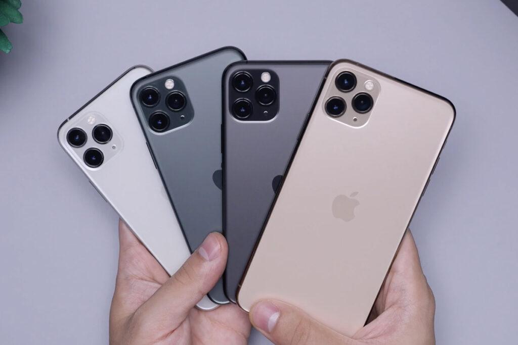 apple telefony