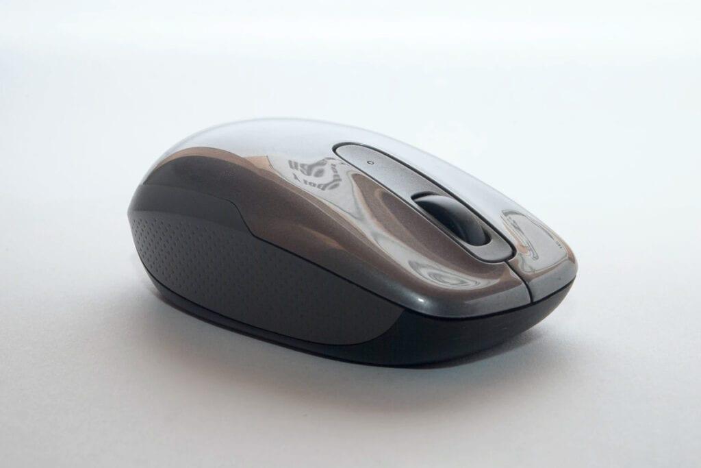 logitech mysz