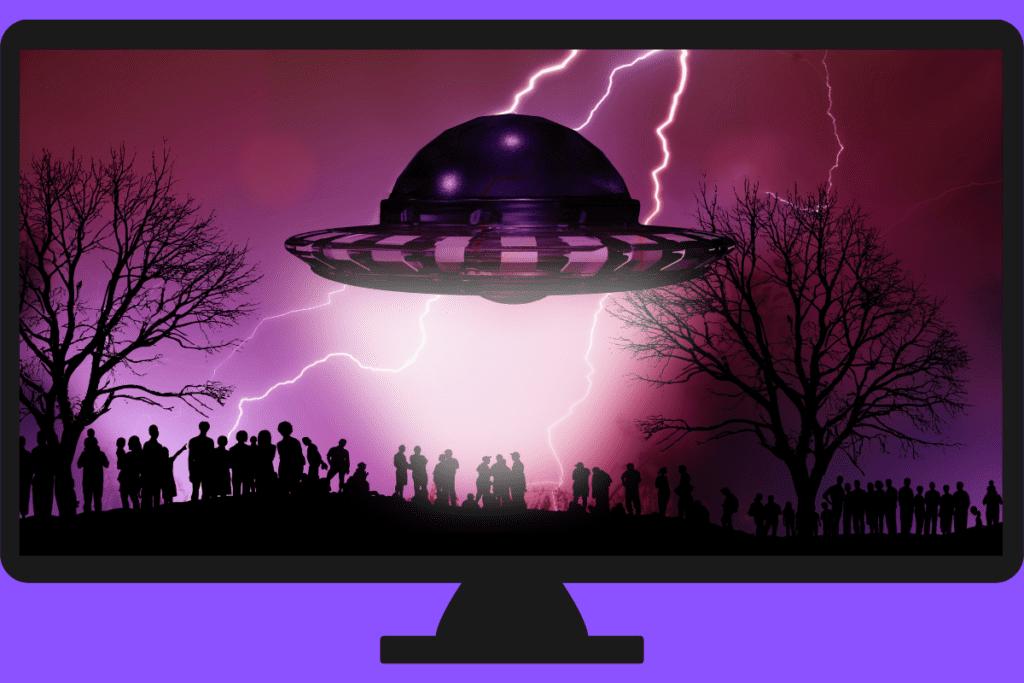 Filmy z kosmitami