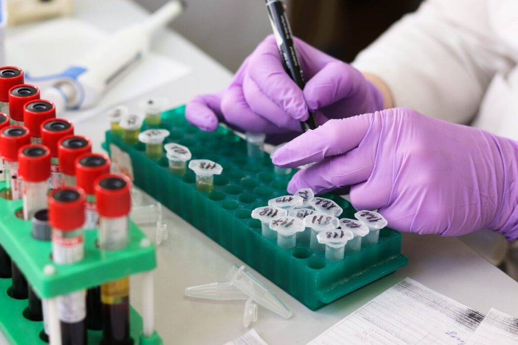 Odkrycia naukowe laboratorium