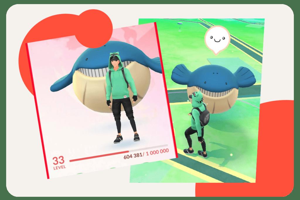 buddies w pokemon go