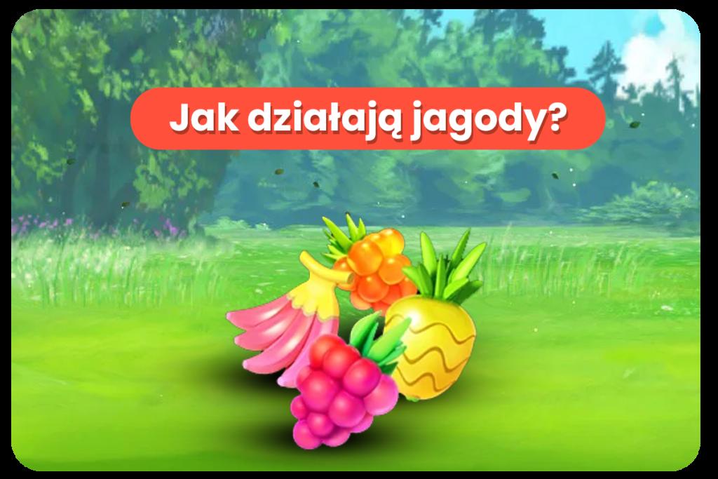berries pokemon go