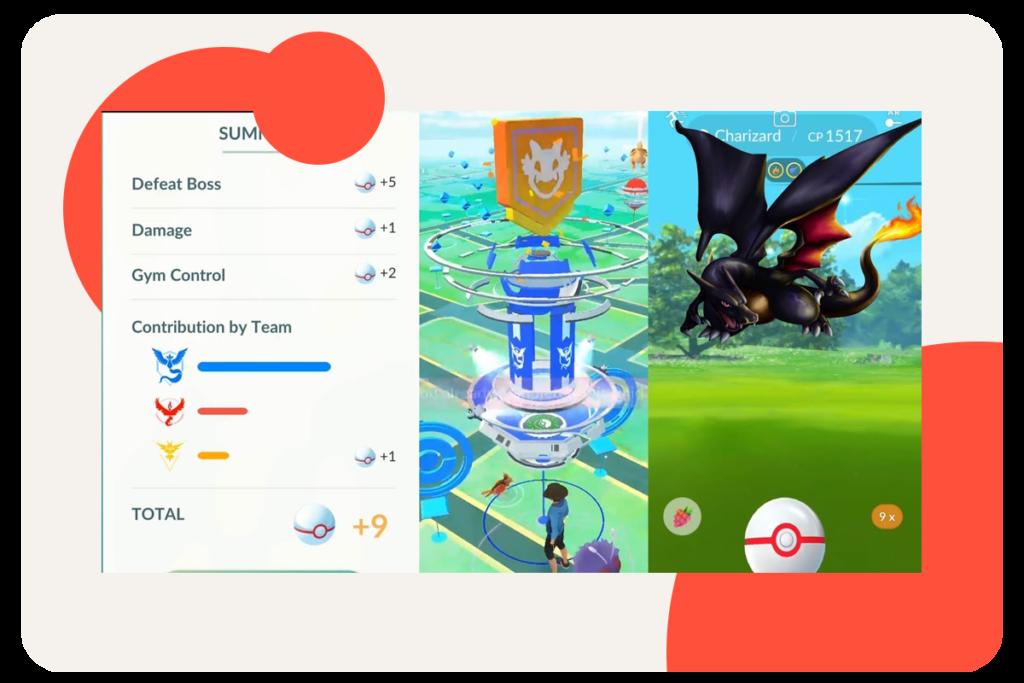 raidy w pokemon go