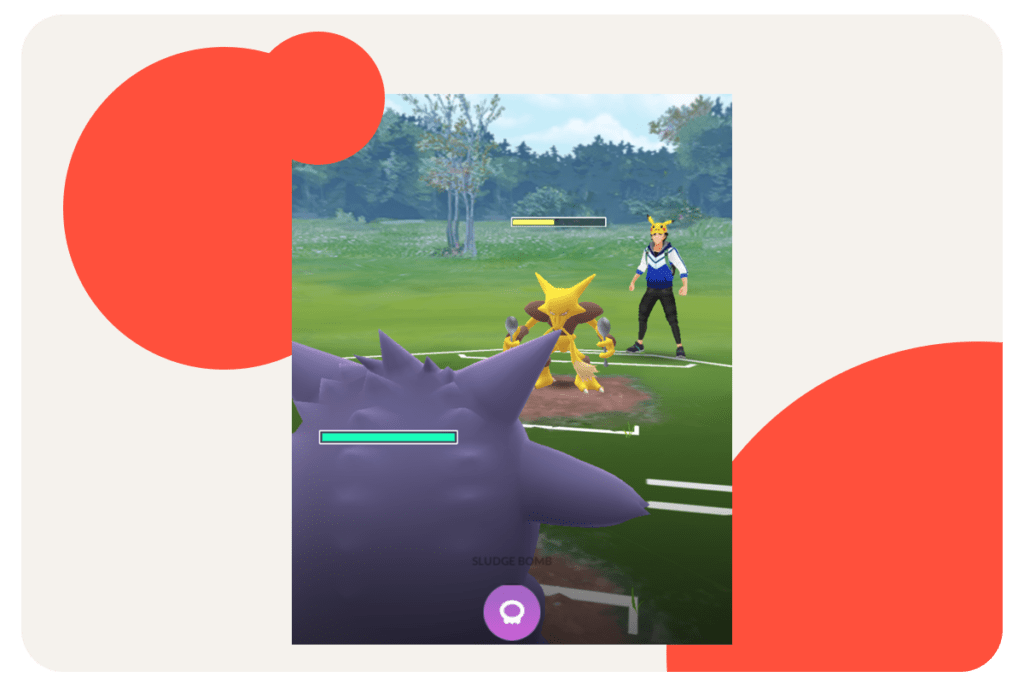 pokemon go walka