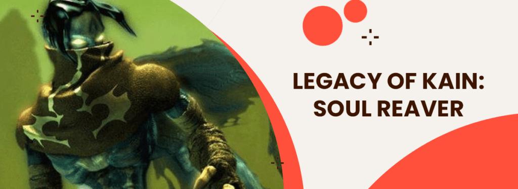 legacy of kain psx
