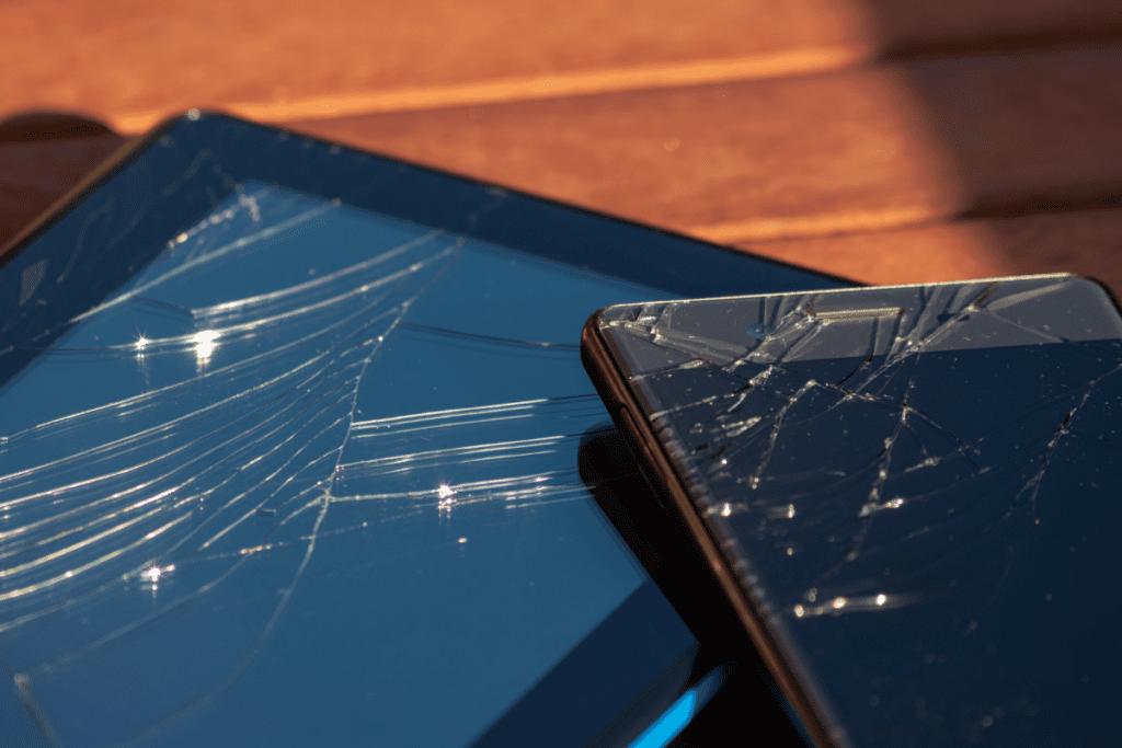 refurbished - rozbity smartfon