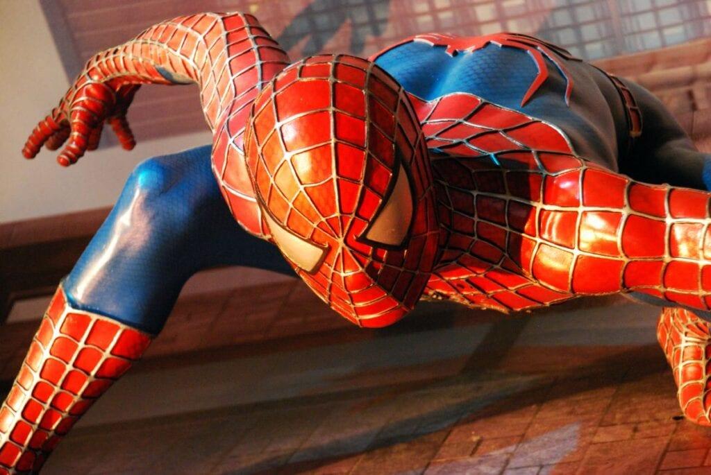 Spider-Man postać