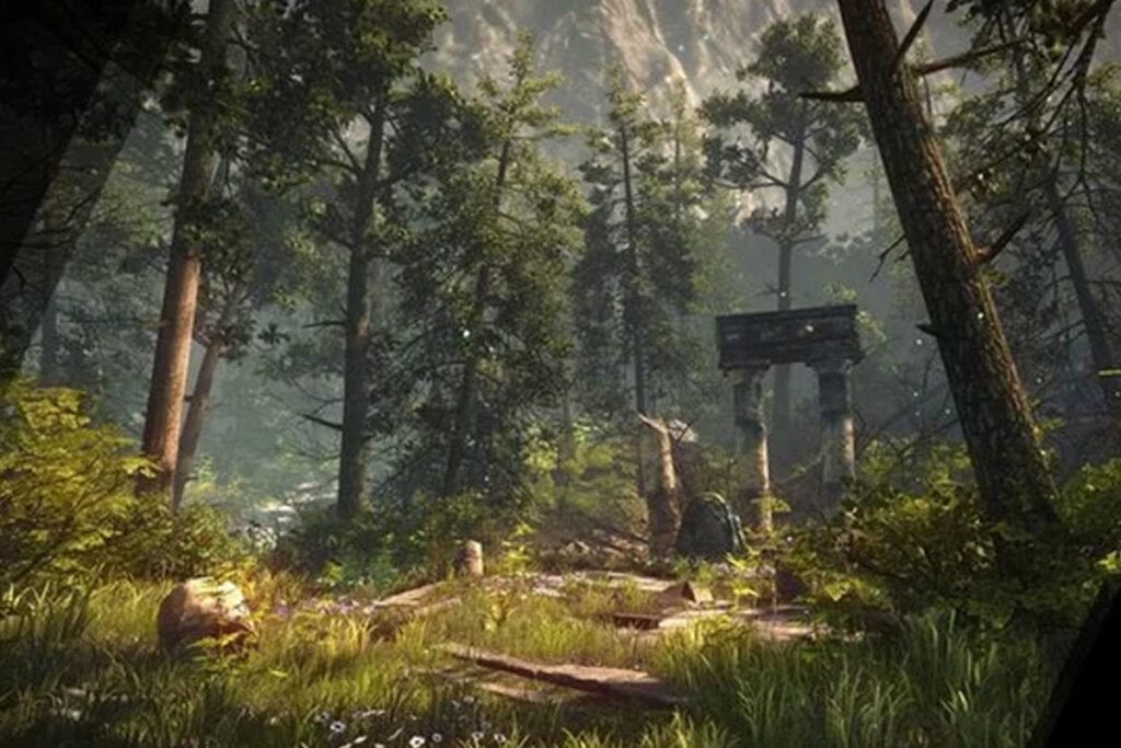 gameplay sons of the forest