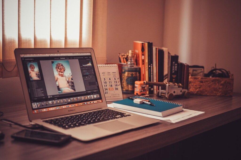 va vs ips kolory laptop
