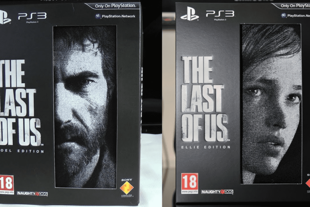 Naughty Dog - The Last Of Us 1