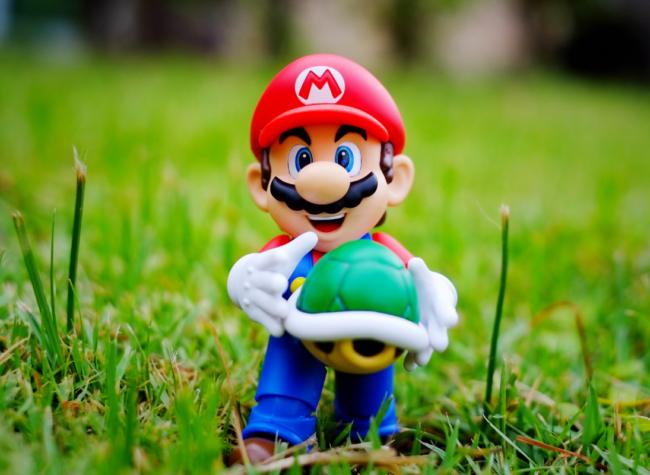 Najlepsze gry z Mario