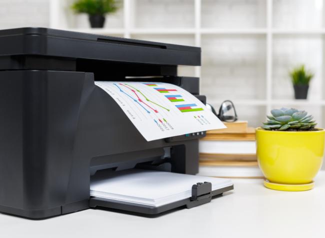 najlepsze drukarki