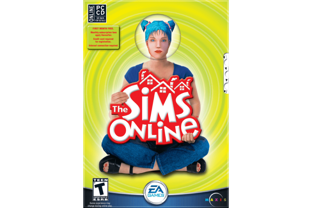 The Sims Online — EA Land