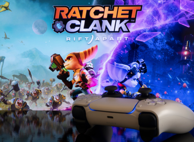 ratchet and clank seria