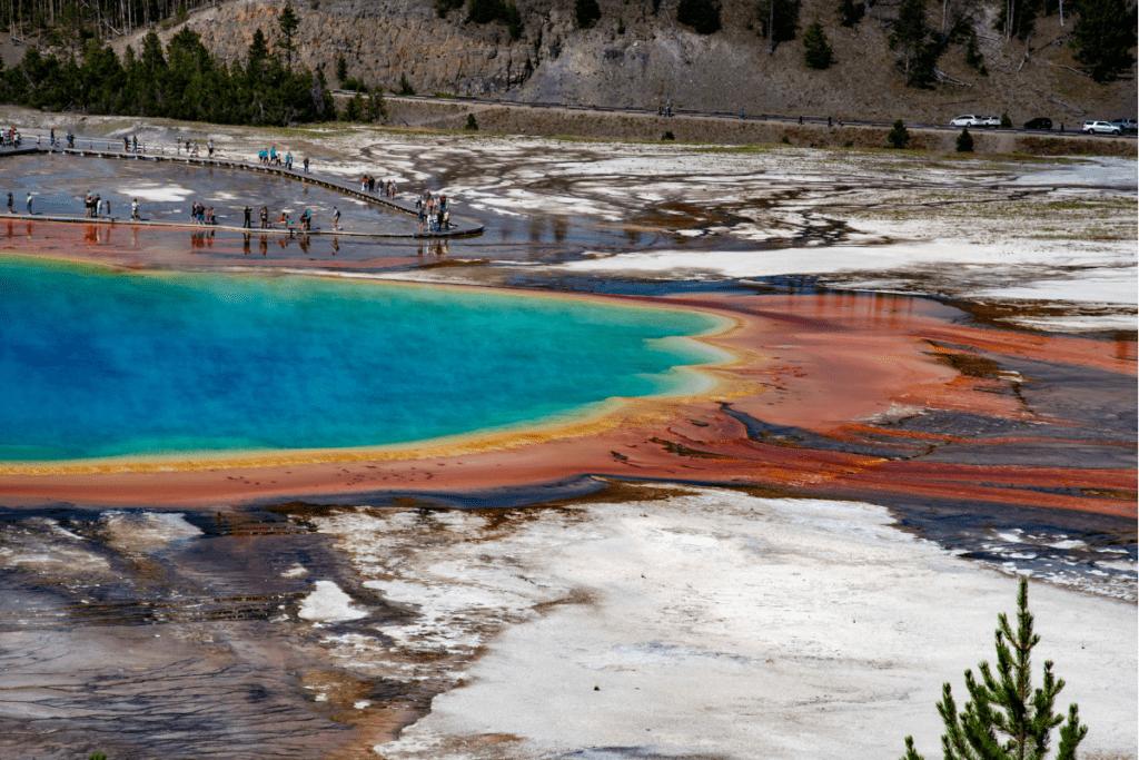 Wulkan Yellowstone - czy to największy wulkan?