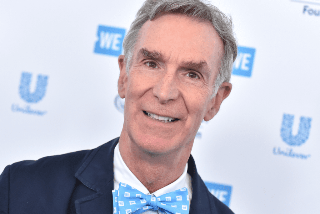 Bill Nye - kariera telewizyjna