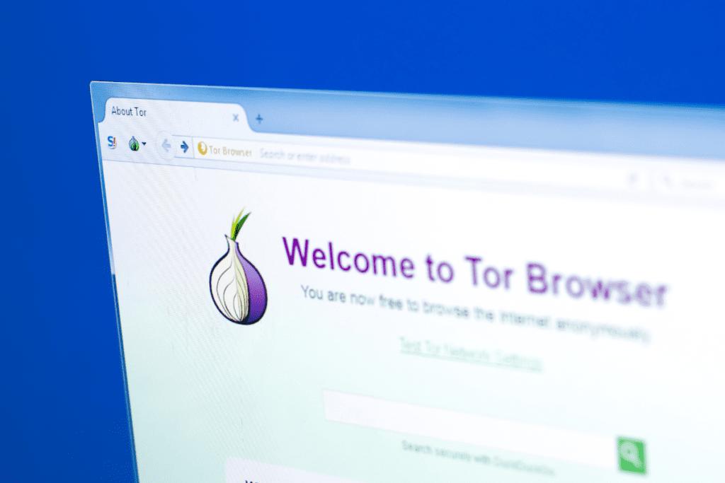 dark net - Tor