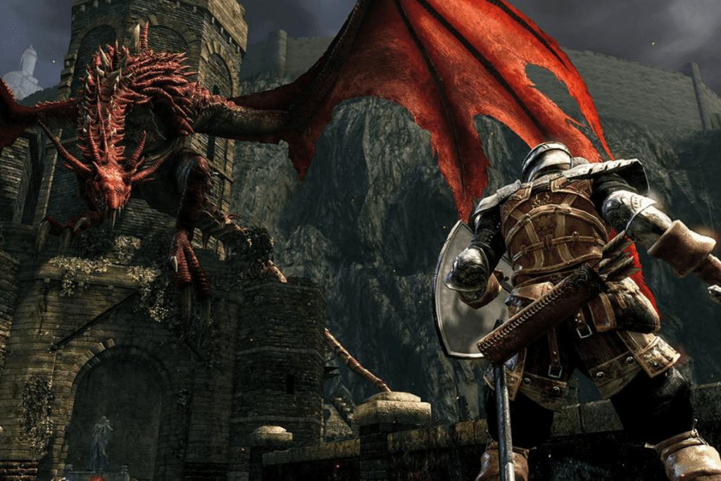 Fenomen gier Dark Souls