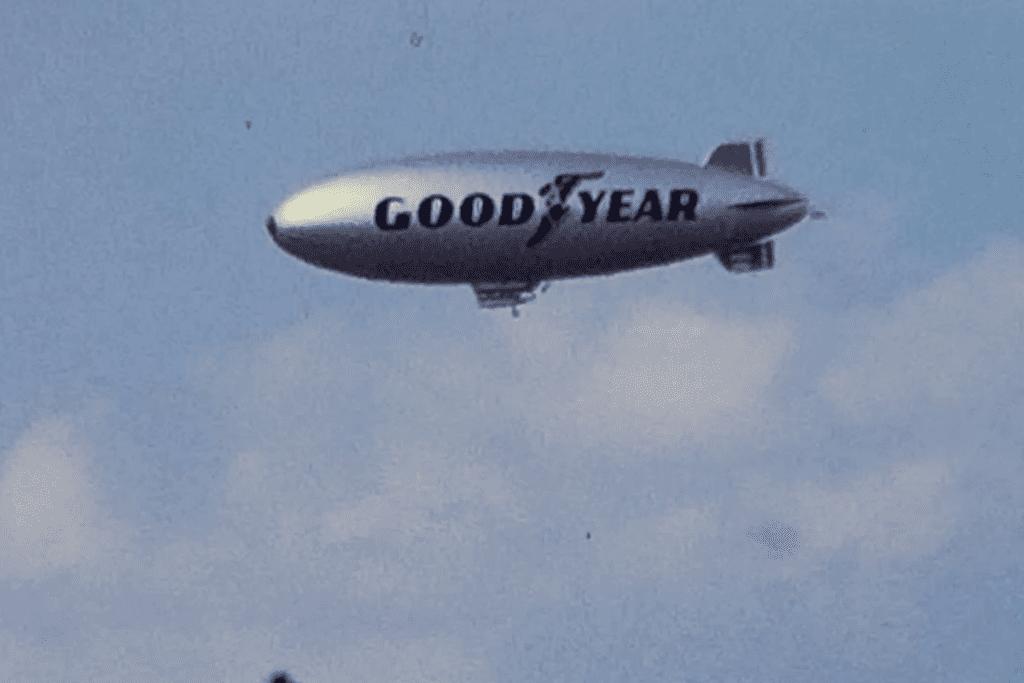 Goodyear Blimp z 1972