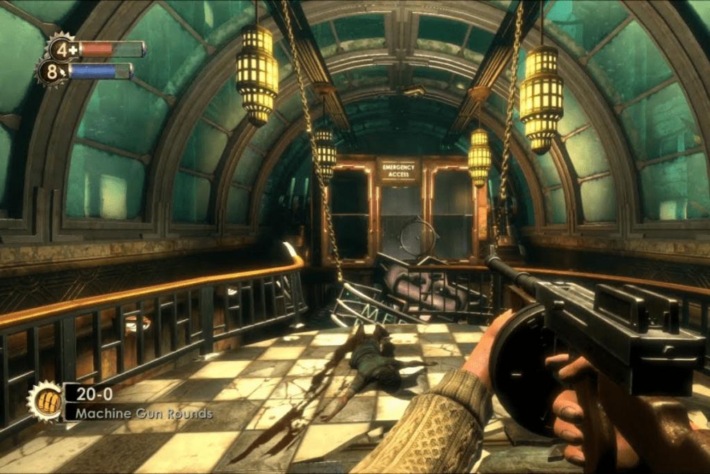 FenomenFenomen gier BioShock