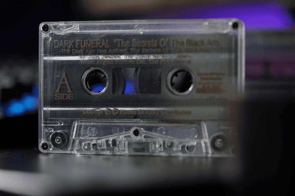 Powstanie kaset magnetofonowych