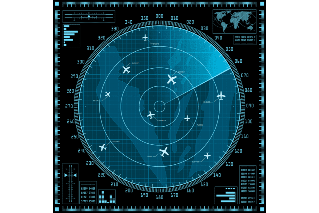 Radar samolotowy