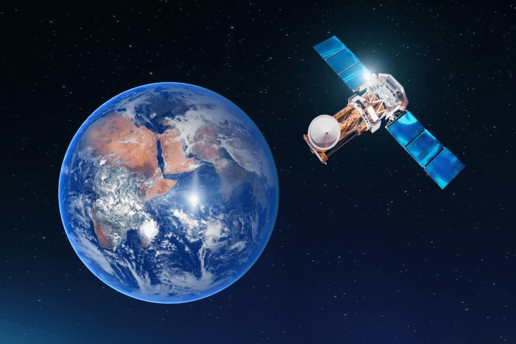 telefon satelitarny - GEO