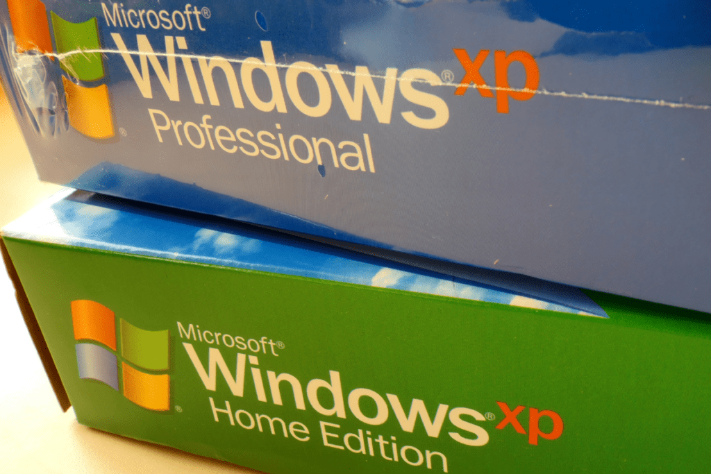 Windows Xp Home/Proffesional