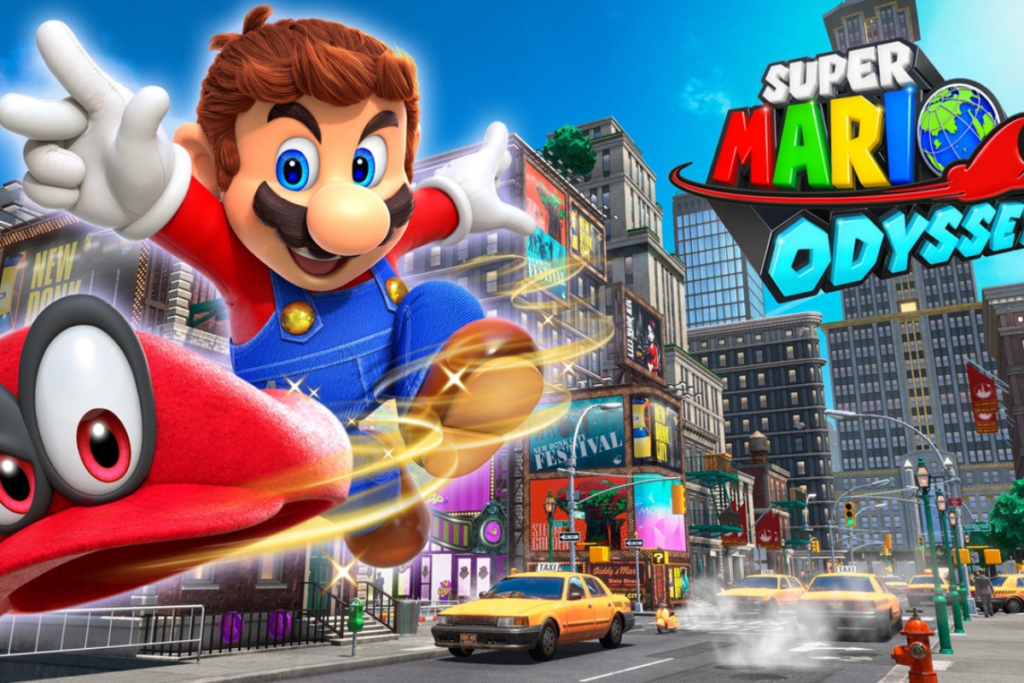uper Mario Odyssey