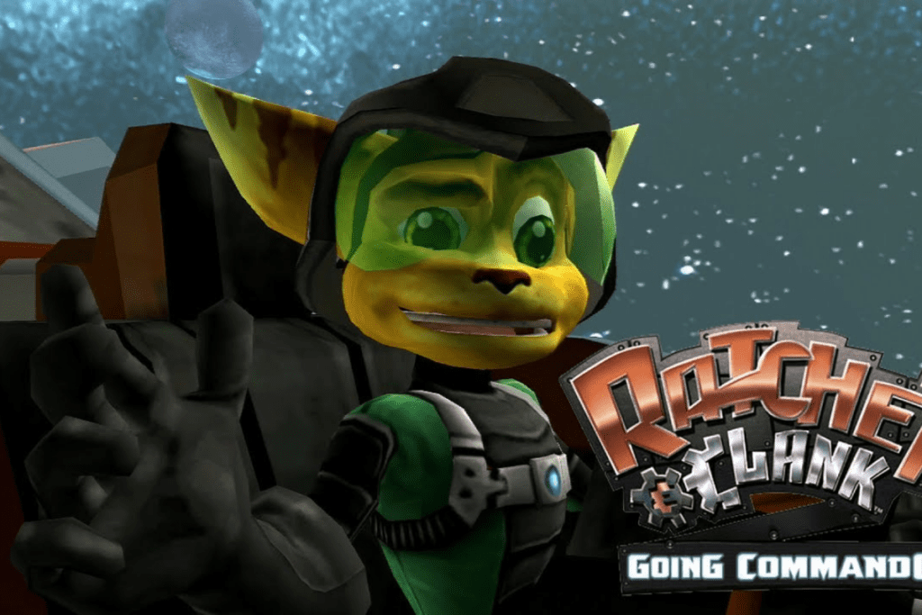 Ratchet and Clank 2: Going Commando