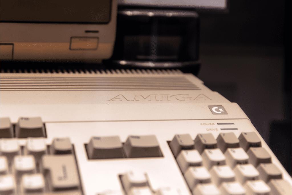 Najważniejsze modele komputerów Amiga
