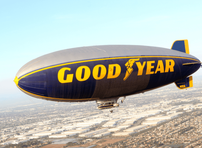 goodyear blimp co to