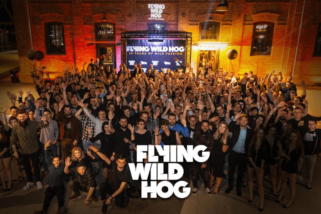 Koch media przejmuje flying wild hog