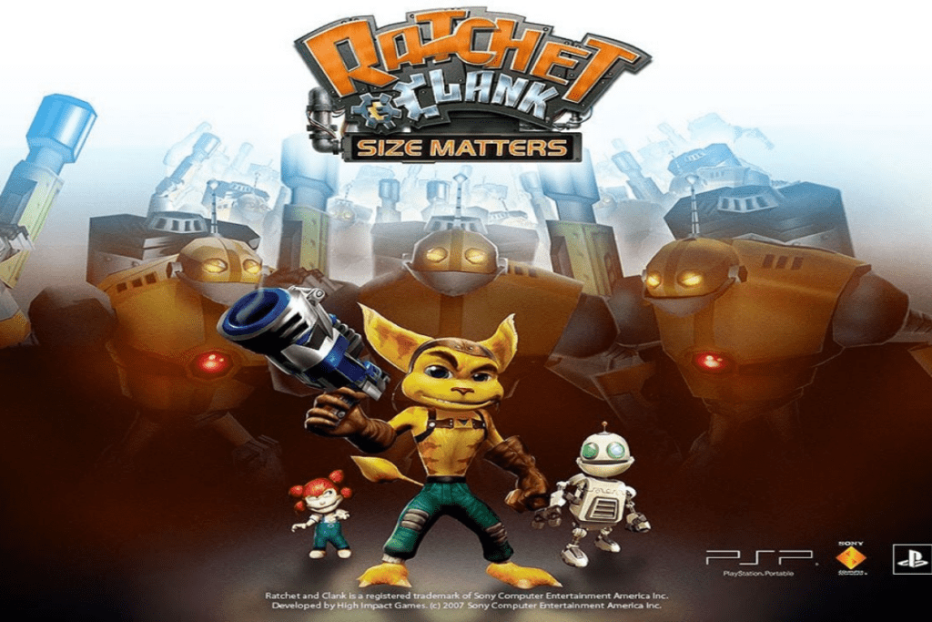 Ratchet and Clank: Size Matters