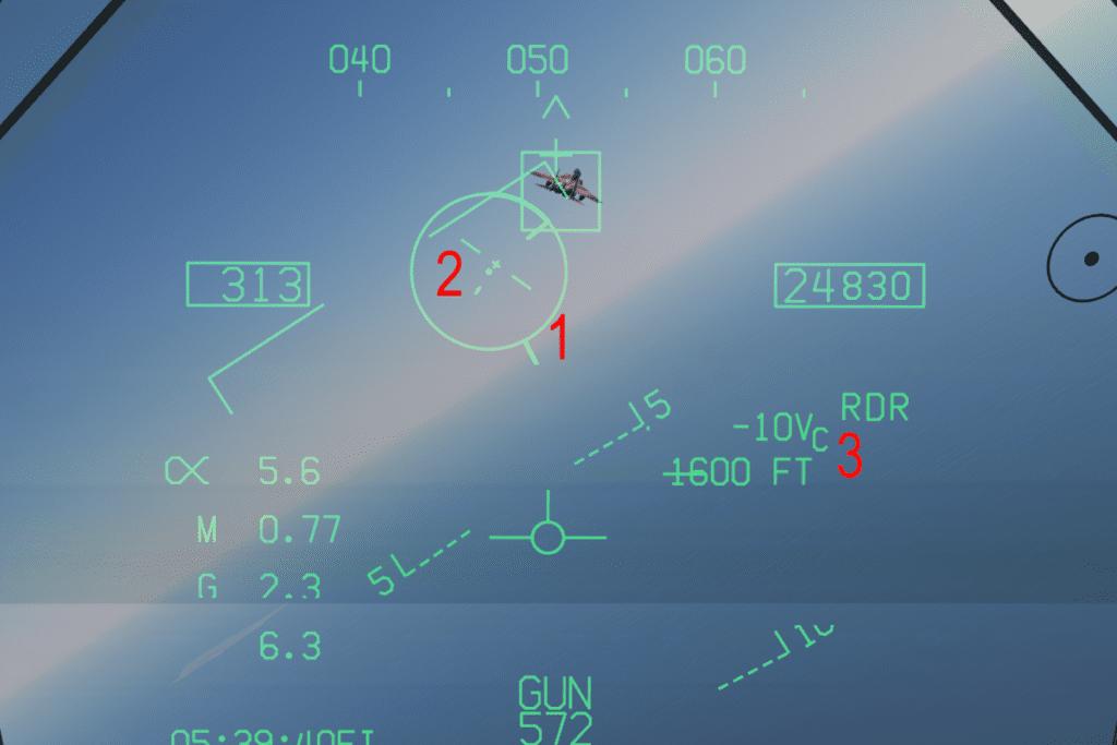 Radary celownicze