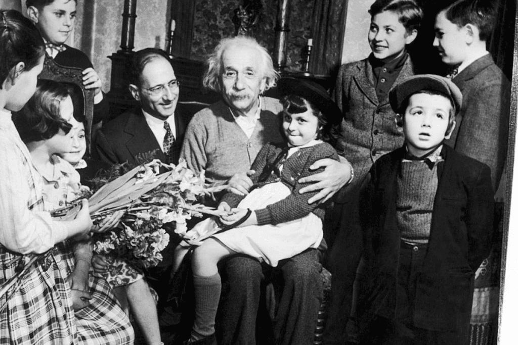 Albert Einstein - rodzina