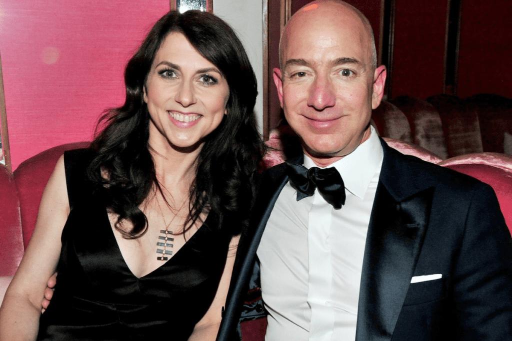 rozwód Jeffa Bezosa