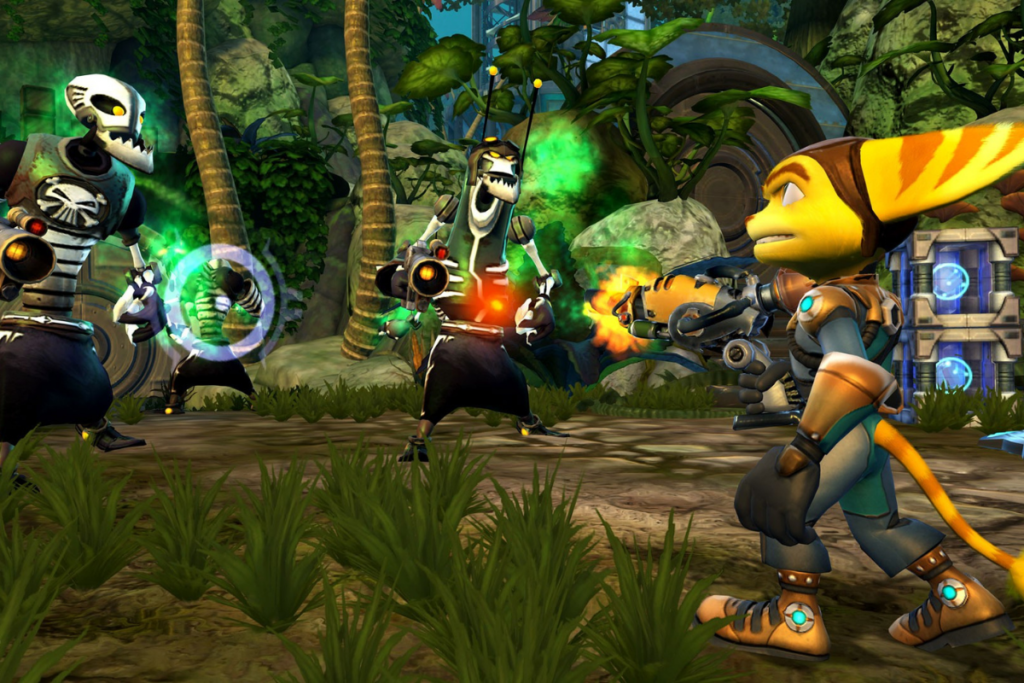 Ratchet and Clank: Quest for Booty
