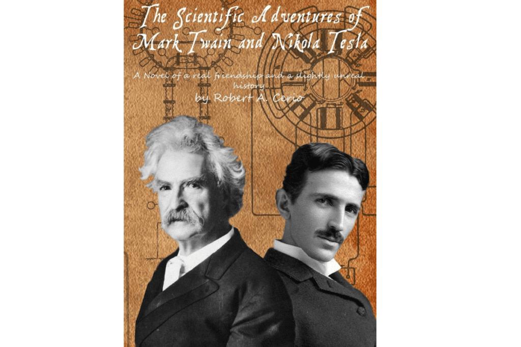 Nikola Tesla, Mark Twain
