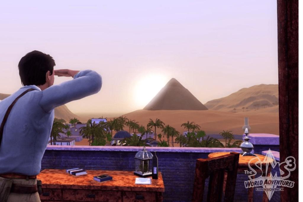 The Sims 3: Wymarzone Podróże