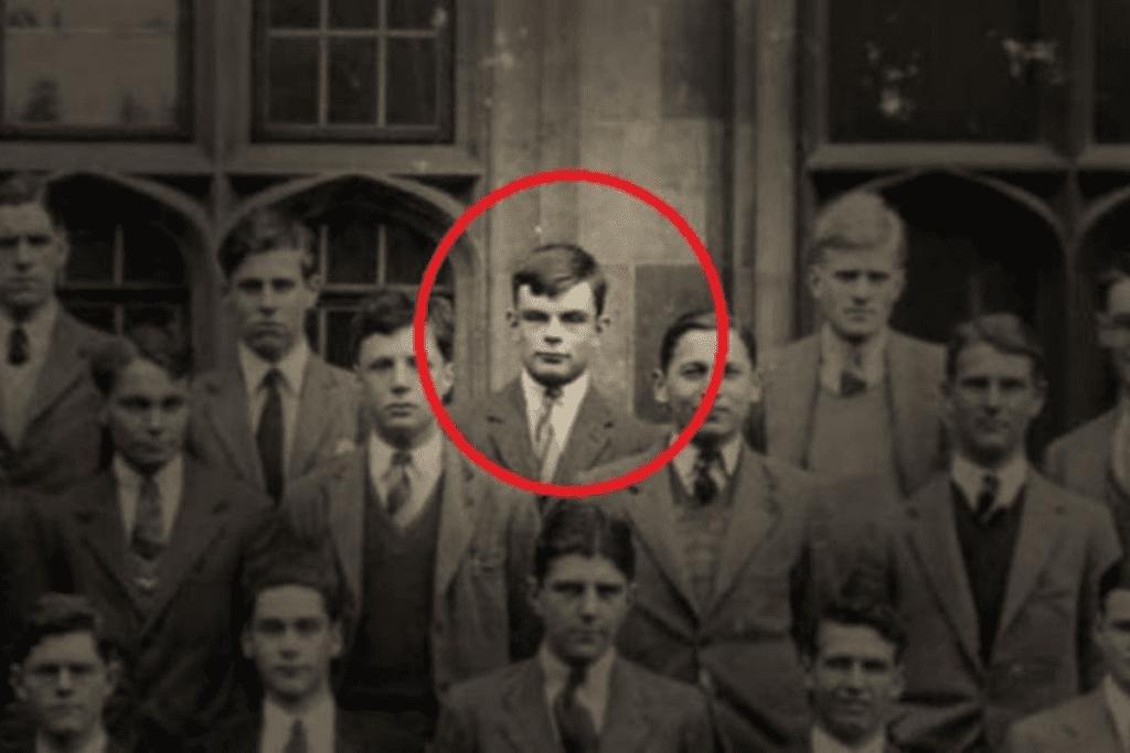 Turing w trakcie studiów