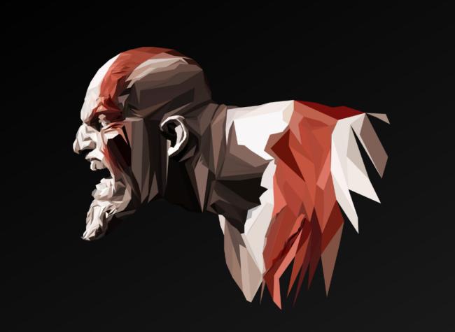 God of War obraz glowny