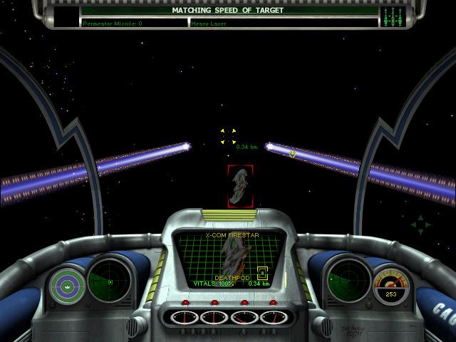 XCOM Interceptor
