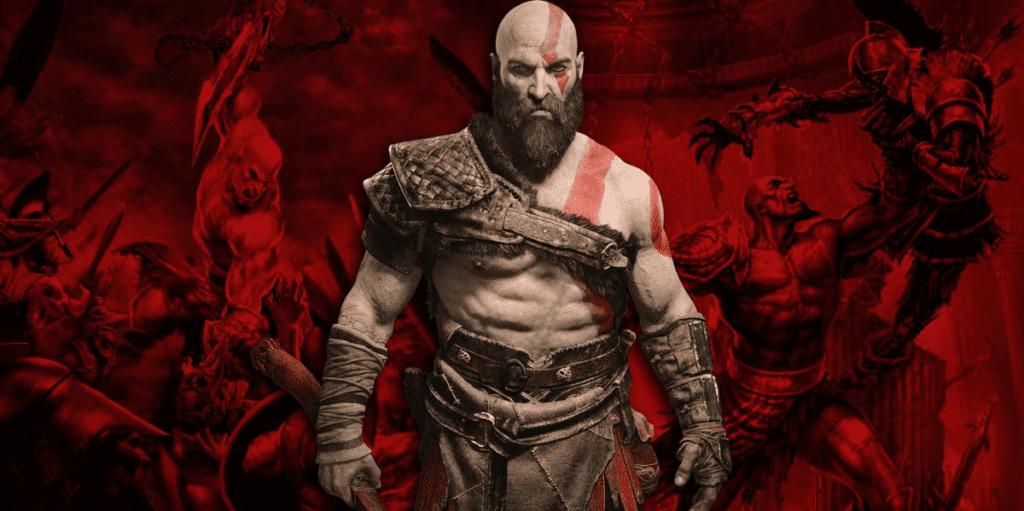 God of War seria i jej bohater - Kratos