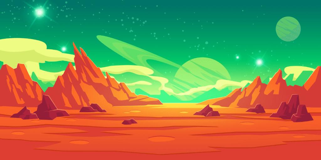 doba na Marsie