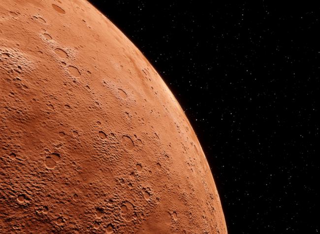Mars obraz glowny