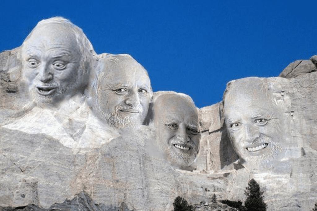 Harolds - Mount Rushmore