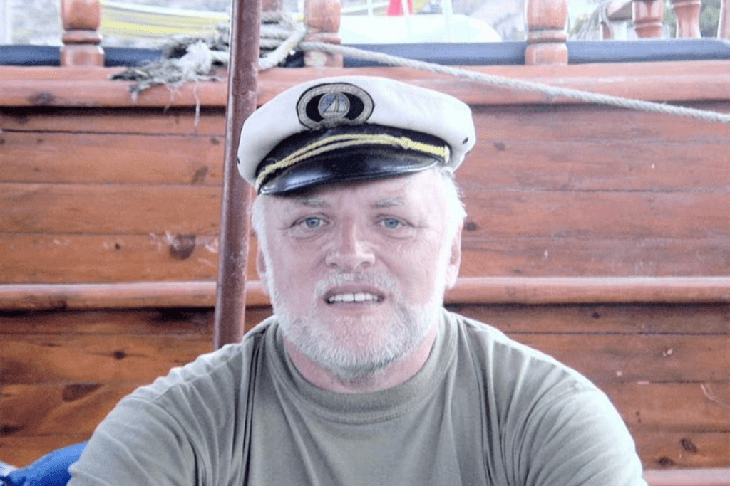 Harold - kapitan